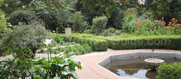 jardin botanico 22 lugares para ir en bogota On jardin botanico tarifas