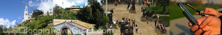 Guia De Como Llamar A Bogot Y A Colombia Llamadas Desde Y Hacia Bogota Colombia Informacion