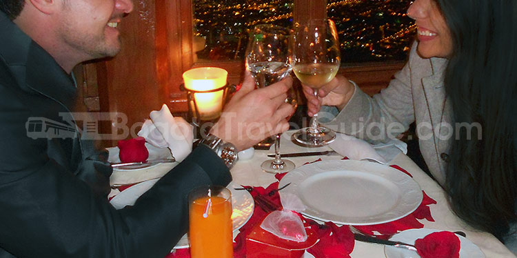 Cena Romantica en Monserrate: Restaurante San Isidro Monserrate
