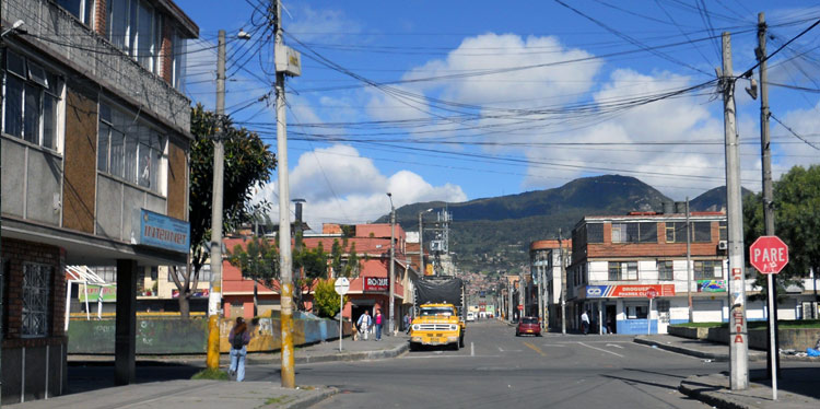 Localidad de rafael uribe uribe bogota travel guide for Barrio ciudad jardin sur bogota