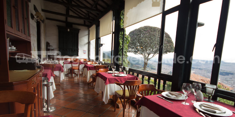Restaurante casa san isidro en monserrate top 6 bogota - Restaurante colombianos en madrid ...