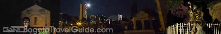 Bogota Travel Guide Tour Fantasma