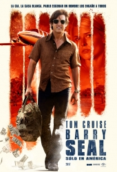 Barry Seal, Solo En América